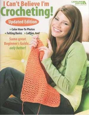 crochet instruction book