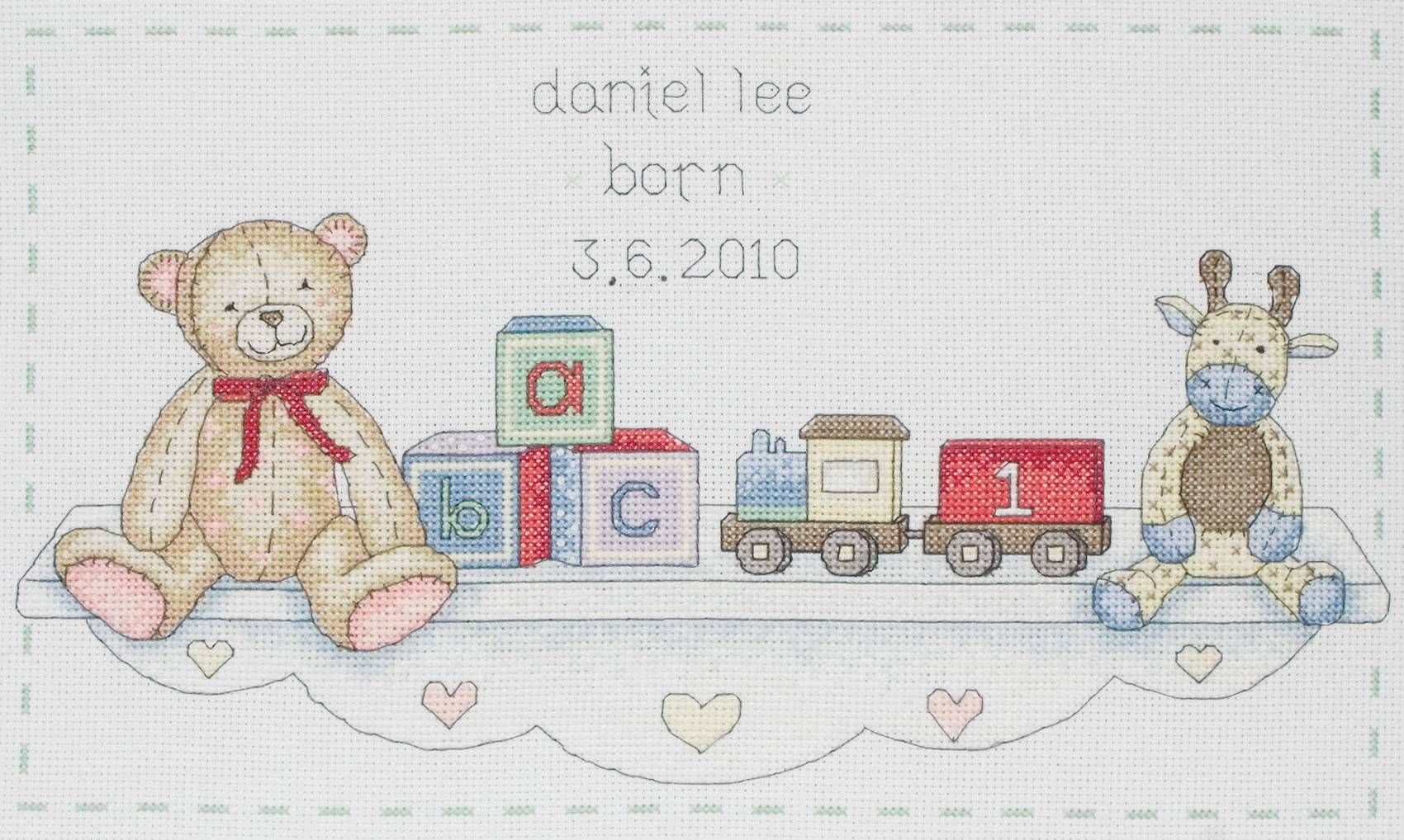 birth sampler kit