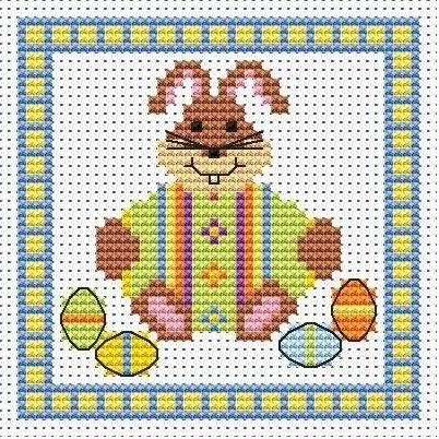 kids cross stitch kit