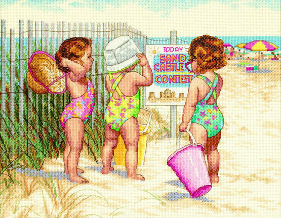 Image result for vintage beach kids