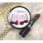 Knickers Handbag Mirror Cross Stitch Kit