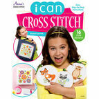 I Can Cross Stitch Book