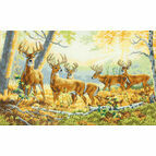 Summer's End Cross Stitch Kit