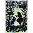 Alice In Wonderland Cross Stitch Kit