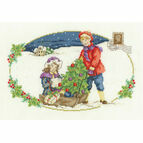 The Christmas Tree Cross Stitch Kit