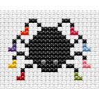 Easy Peasy Spider Cross Stitch Kit