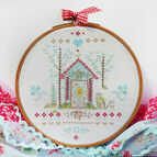 Home Printed Cross Stitch Kit
