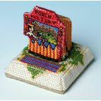 Punch & Judy 3D Cross Stitch Kit