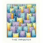 The Imposter Cross Stitch Kit