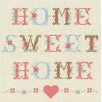 Home Sweet Home Cross Stitch Kit