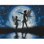 Twilight Silhouette Cross Stitch Kit
