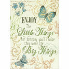 Little Things Cross Stitch Kit