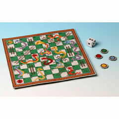 Snakes & Ladders 3D Cross Stitch Kit