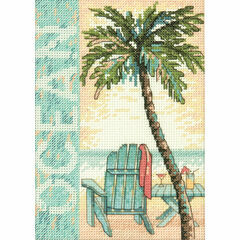 Ocean Cross Stitch Kit