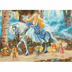 Fairytale Cross Stitch Kit