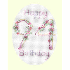 Happy Occasions Cross Stitch Card Kit