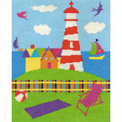 The Lighthouse Cross Stitch Kit