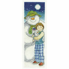 In The Moonlight Cross Stitch Bookmark Kit
