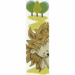 Looking Out Bookmark Cross Stitch Kit