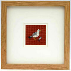Chips The Seagull Mini Beadwork Embroidery Kit