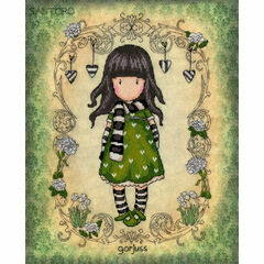 Gorjuss The Scarf Cross Stitch Kit
