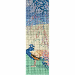 When Winter Wanes Bookmark Cross Stitch Kit
