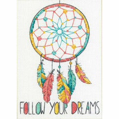 Dreamcatcher Cross Stitch Kit