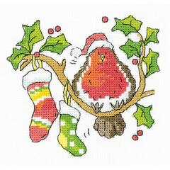 Round Robin Cross Stitch Kit