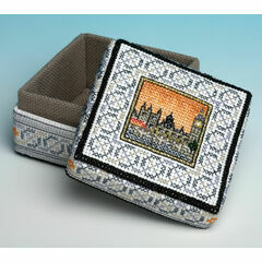 Evening In Westminster Box 3D Cross Stitch Kit