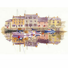 Harbour Reflections Cross Stitch Kit