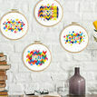 Now Cross Stitch Kit With Hoop additional 2