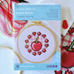 Beginners Cherry - Learn How To Cross Stitch Complete Tutorial Kit additional 2
