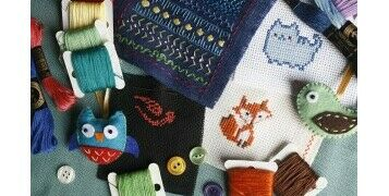Quirky Cross Stitch Ideas