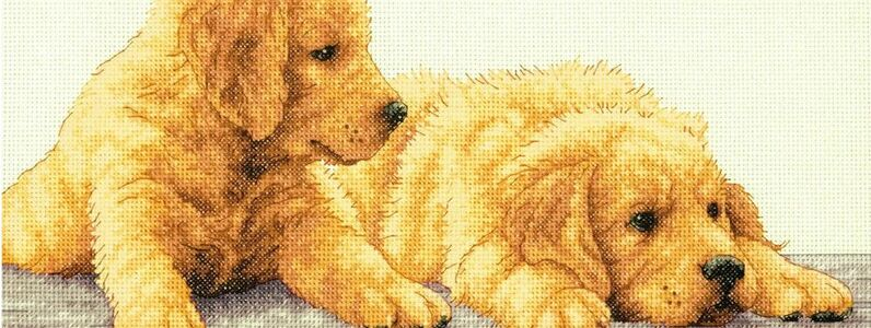 7 Cross Stitch Kits For Dog Lovers