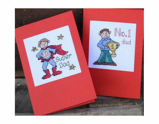 Father's Day Card Kits (Set of 2)