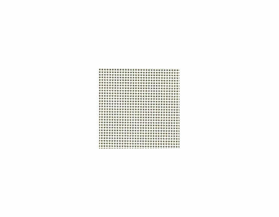 Mill Hill 14 Count Perforated Paper - White