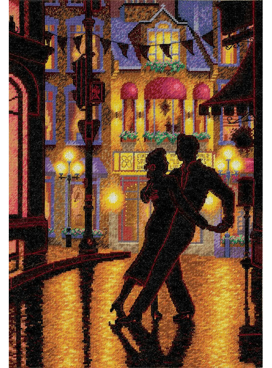 Midnight Dance Cross Stitch Kit